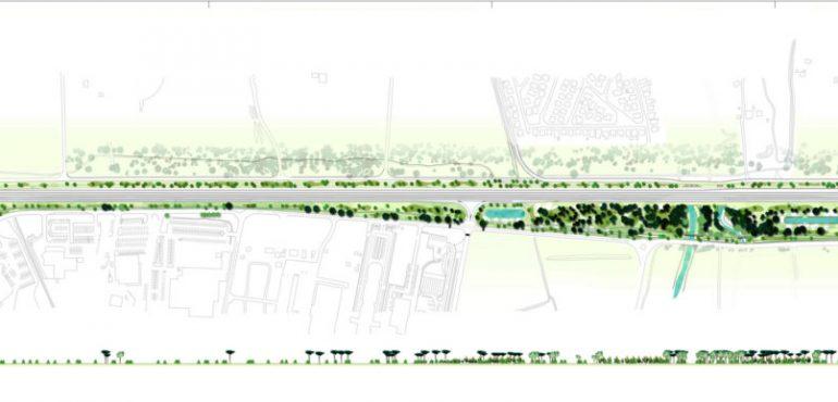 ARC_Plan_v1_végétation existante à supprimer-P01 Veget à sup