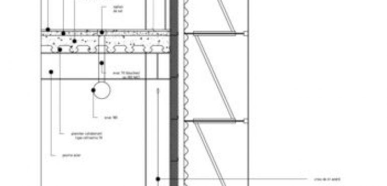 A1 Poste de Garde + Detail