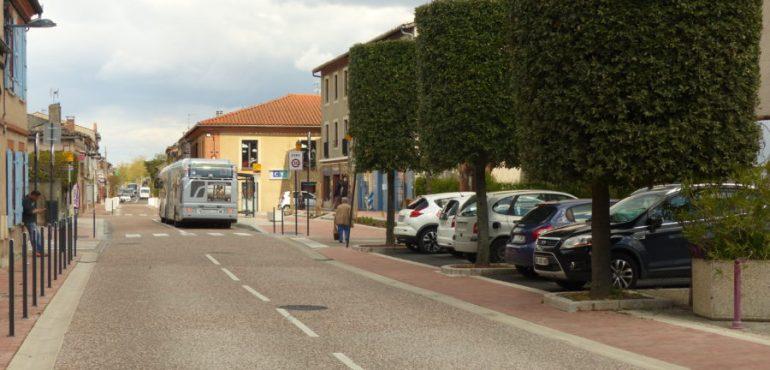 Avenue des Pyrénées