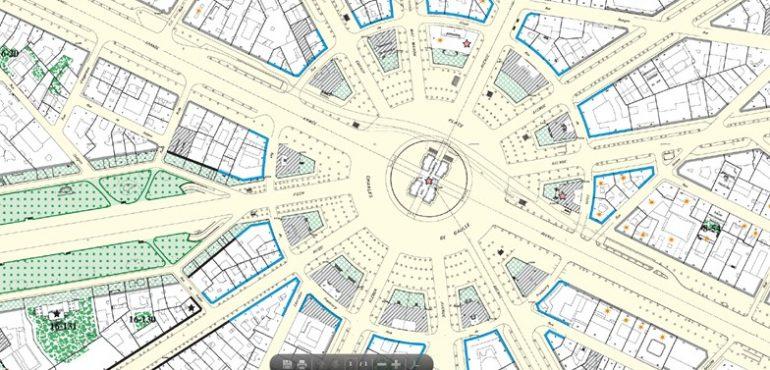 arc de Triomphe PLU