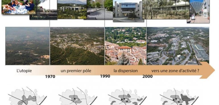 SOPHIA evolution urbaine SA AMUR 2016