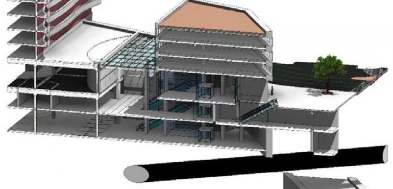 Mababiau - vue 3D objet BIM 3